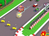 Chiki-Chiki Boxy Racers Out Today for NintendoSwitch