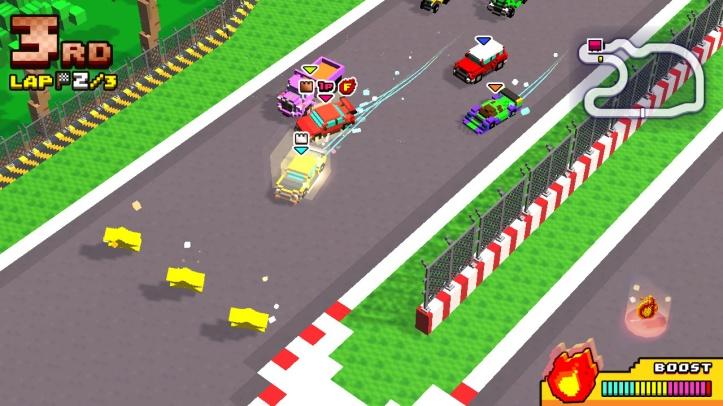 Chiki-Chiki Boxy Racers