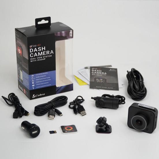 Cobra DriveHD Dash Cam