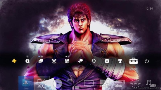 Fist of the North Star: Lost Paradise