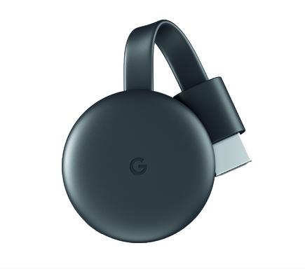Google Chromecast Hero