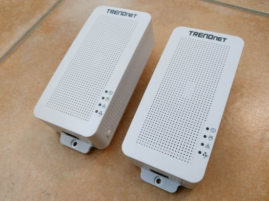 TRENDnet Powerline 200 AV PoE+ Adapter Kit