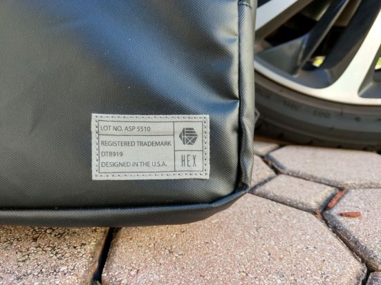 HEX Aspect Vessel backpack