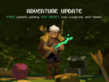 Moonlighter Adventure Update Brings New Weapons, New Game + and More