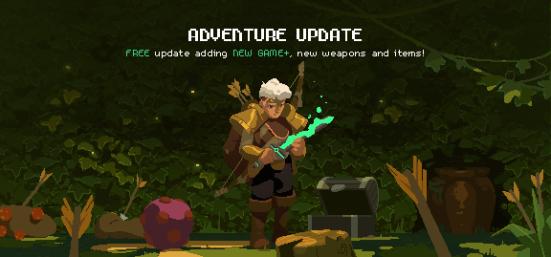 Moonlighter Adventure Update