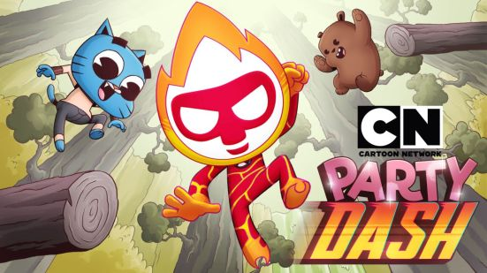 Cartoon Network Party Dash