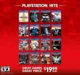New Titles Joining PlayStation Hits Lineup Starting November2nd