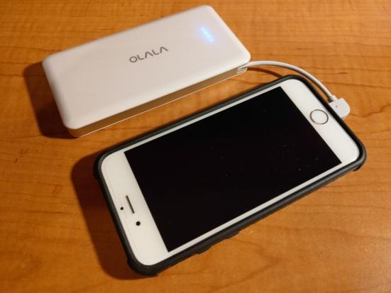 OLALA Mini 6000mAh Power Bank