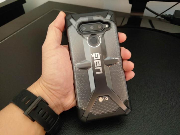 Urban Armor Gear Case LG V40 ThinQ