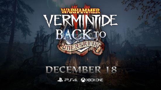 Warhammer Vermintide 2: Back to Ubersreik