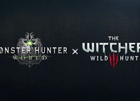 The Witcher x Monster Hunter World