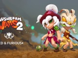 Mushroom Wars 2 DLC, Red & Furious Available March for Nintendo Switch