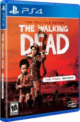 Episode 4 and Boxed Edition of The Walking Dead: The Final Season Both Arriving March 26
