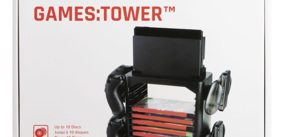 snakebyte GAMES:TOWER