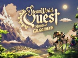 SteamWorld Quest: Hand of Gilgamech is Available Now for iOS | Trailer