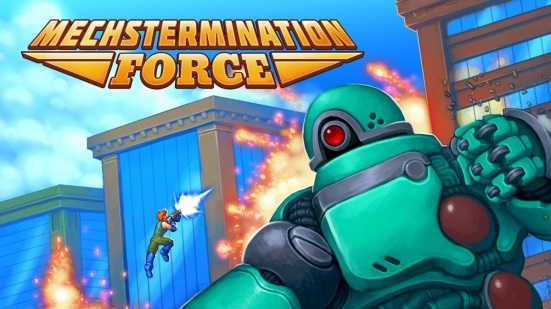 Mechstermination Force