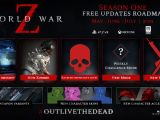 World War Z Post Launch Roadmap Revealed