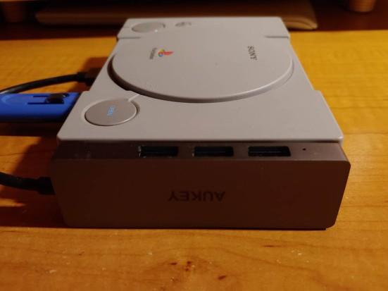 AUKEY 4-Port USB 3.0 Hub