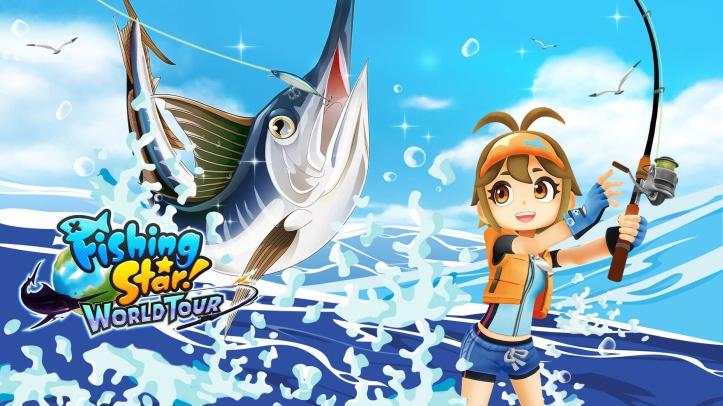 Fishing Star World Tour