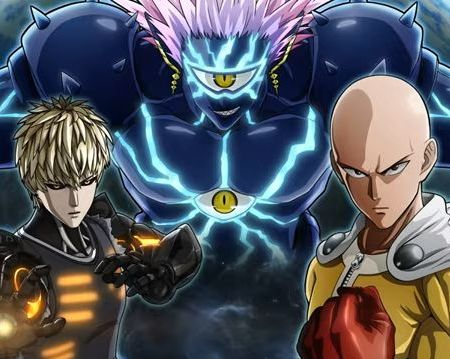 One Punch Man: A Hero Nobody Knows Coming