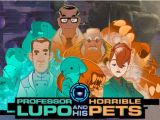 Professor Lupo and His Horrible Pets Out Now on Nintendo Switch | Launch Trailer
