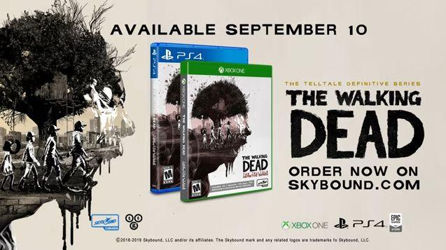 The Walking Dead: Telltale Definitive Edition
