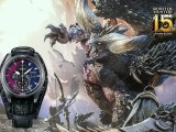 Limited Edition SEIKO x Monster Hunter Watches