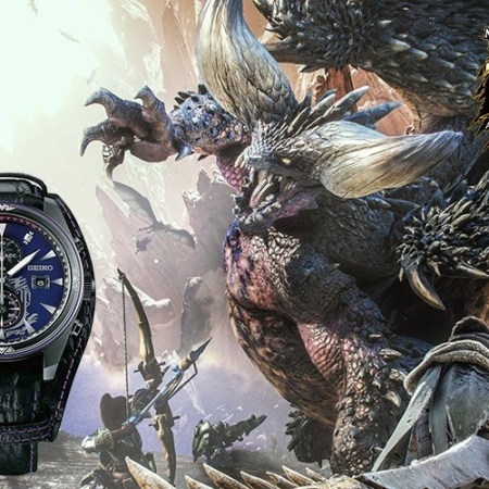 Monster Hunter SEIKO