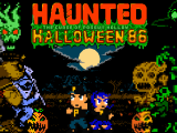 Haunted: Halloween '86 (The Curse of Possum Hallow) is a Halloween-inspired NES HorrorGame