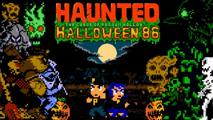 Haunted: Halloween '86 (The Curse of Possum Hallow)