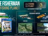 The Fisherman – Fishing Planet Now Available on PlayStation 4 | Trailer