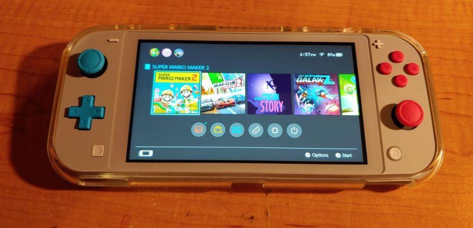 HORI DuraFlexi Protector Nintendo Switch Lite
