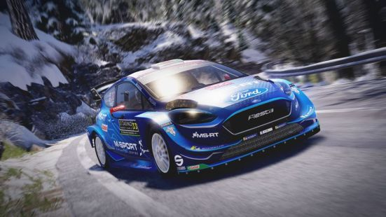 WRC 8 FIA World Ralley Championship