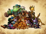 SteamWorld Quest Getting a Physical Release on Nintendo Switch