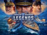 World of Warships: Legends, Firepower Deluxe Edition Coming November 15 to PS4