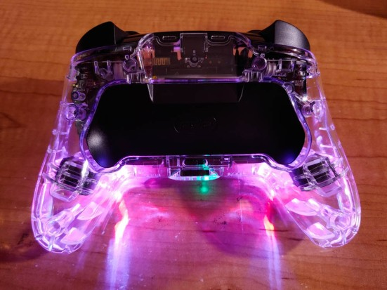 PDP Afterglow Wireless Deluxe Controller for Nintendo Switch