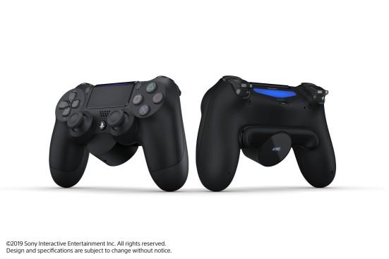 PS4 DualShock 4 Back Button Attachment