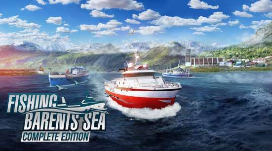 Fishing Barents Sea Complete Edition