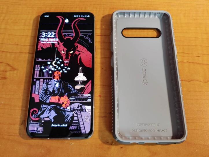 Speck Precidio Grip for LG V60