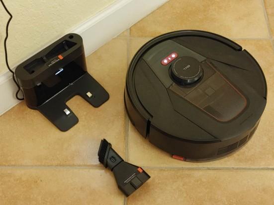 HaierTAB Robot Vacuum