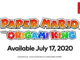 Paper Mario: The Origami King Coming July 7, 2020 to Nintendo Switch |Trailer