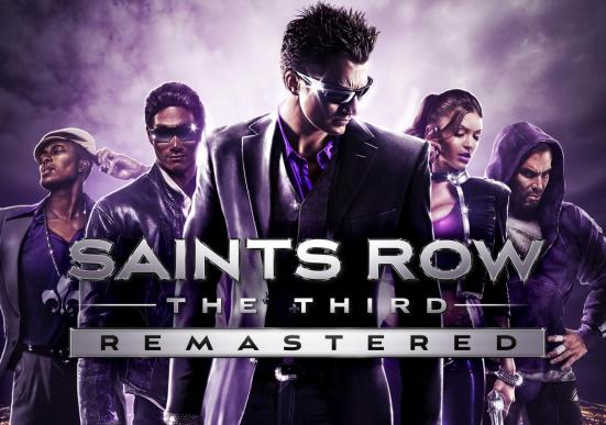 Saints Rown The Third Remastered