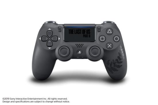 The LAst of Us PArt II DS4 Controller