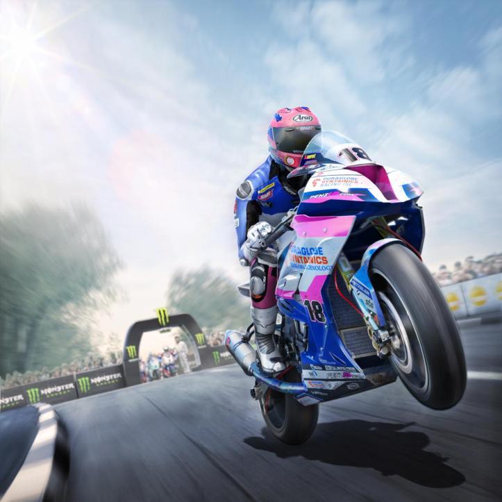 TT ISle of Man - Ride on he Edge 2