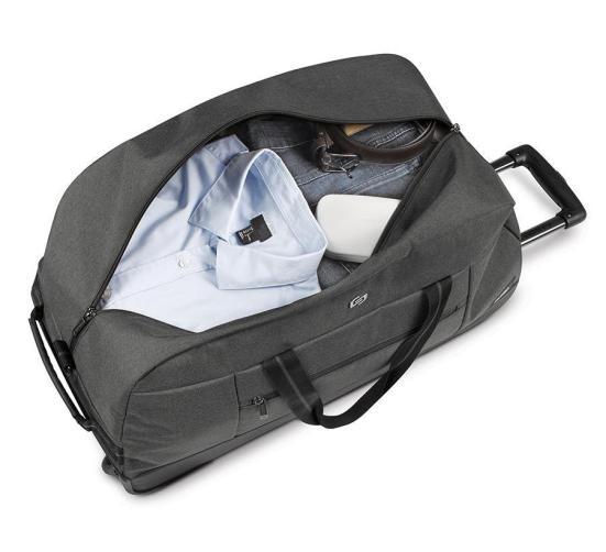 Solo New York Avenue C Rolling Duffel Bag