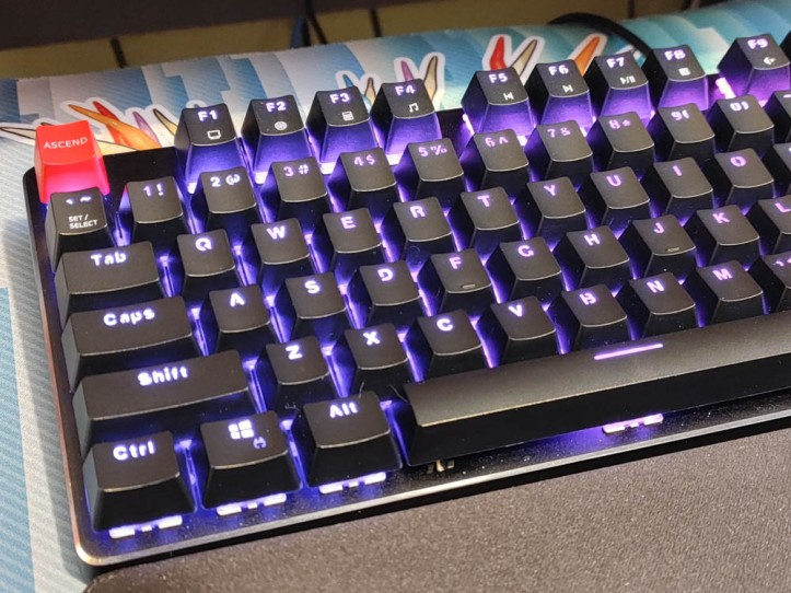 Glorious GMMK Gaming Keyboard
