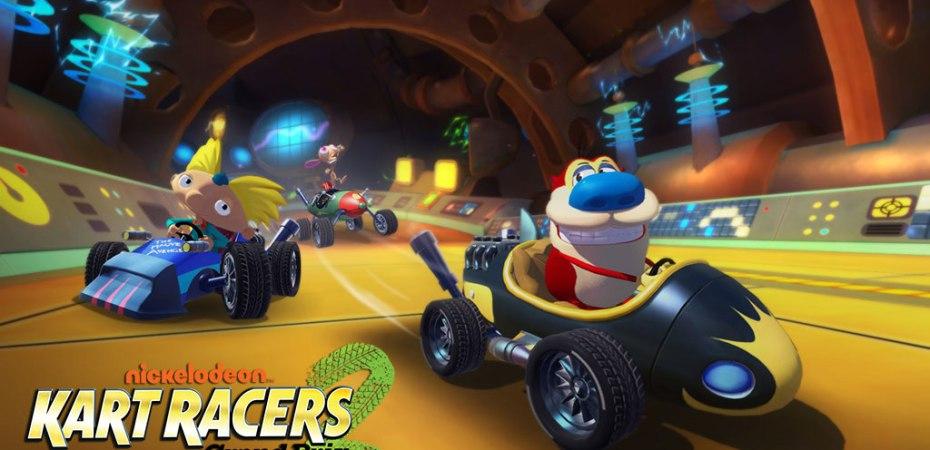 Nickelodeon Kart Racers 2: Gran Prix