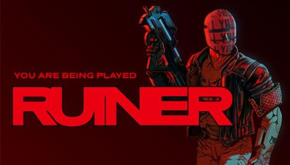 Cyberpunk Revenge Shootout Ruiner Now Available On Switch