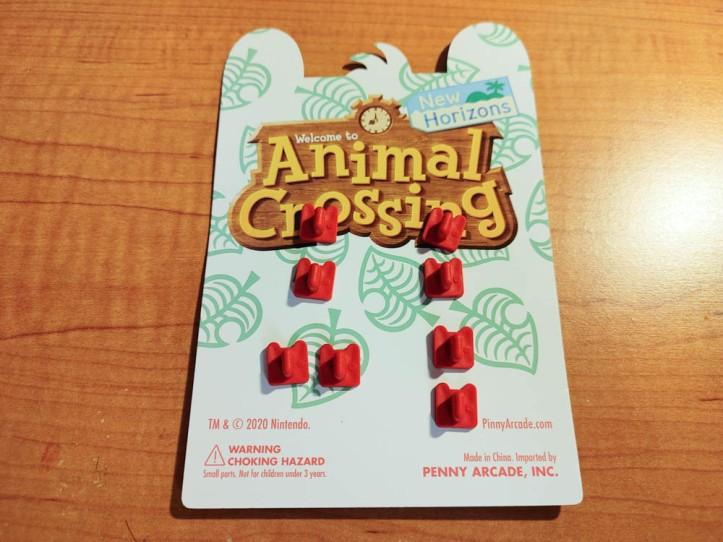 Animal Crossing: New Horizons Pin Set