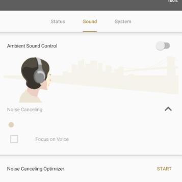 sony headphones connect app